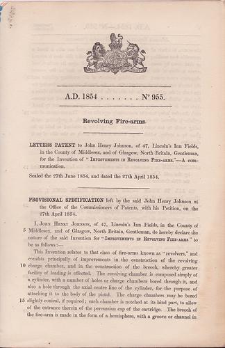 Lefaucheux_1854_British_patent_2