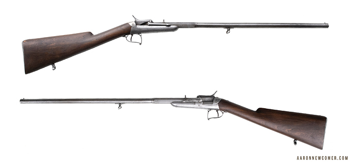 Lefaucheux Model 1859 Carbine