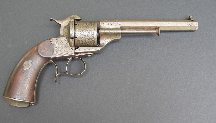 LF 1864 OCTO Chapeau Chinois 1.# 1864