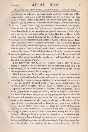 Eley 1861 Patent Page 2
