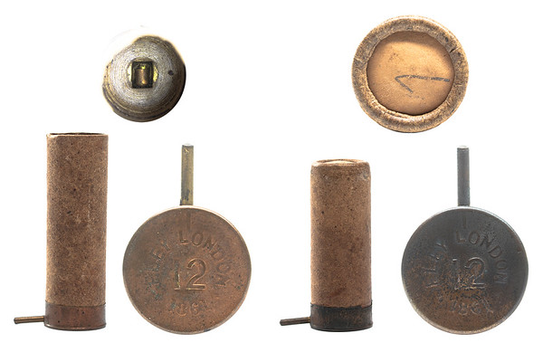 Elay's first shotshell with 1861 headstamp