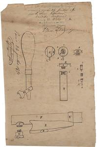 My Copy of Casimir Lefaucheux Patent